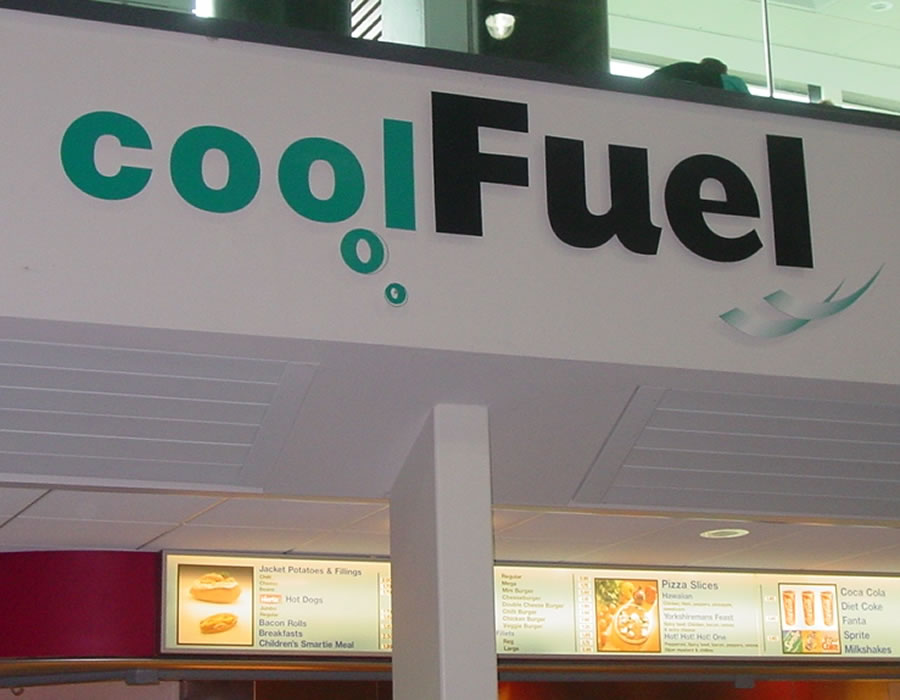 Cool Fuel Cafe