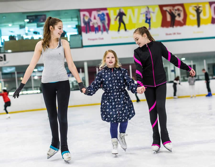 Christmas Ice Skating Dress.Ice Sheffield Sheffield Ice Rink Ice Arena