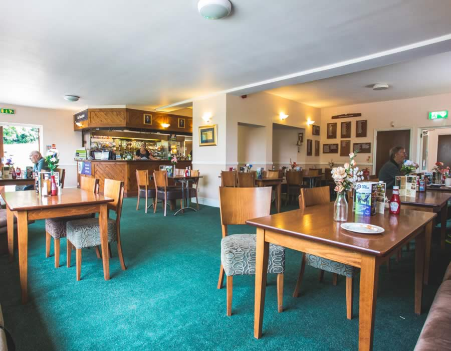 Tapton Park Golf Course Clubhouse