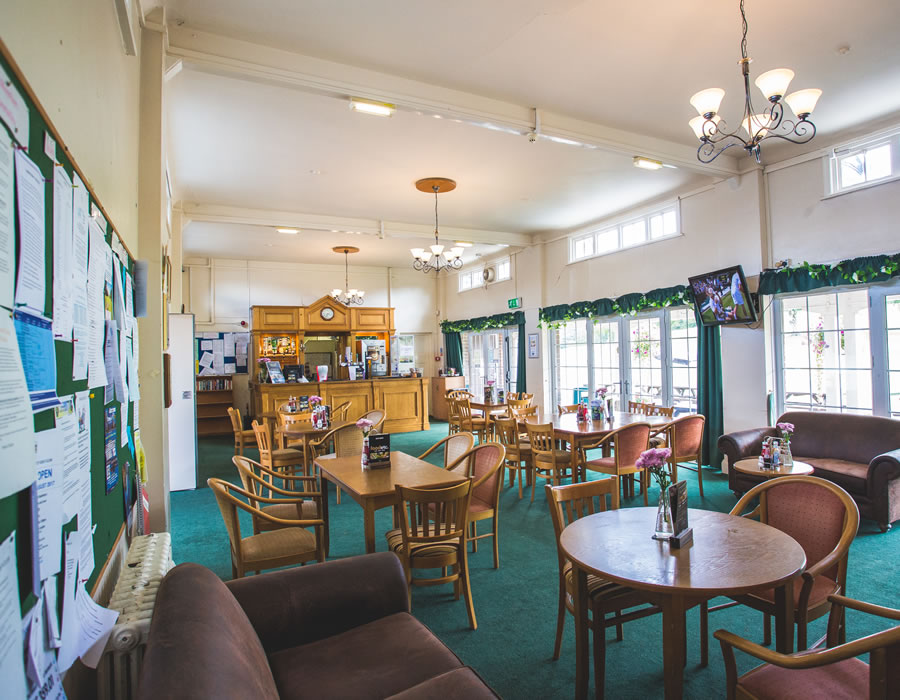 Beauchief Golf Course Clubhouse